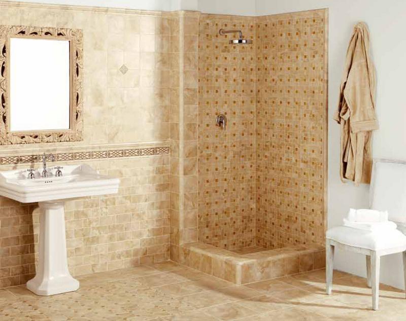 выбор плитки в ванную комнату