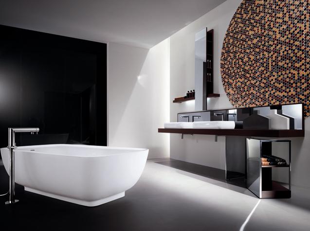 ванная хай-тек