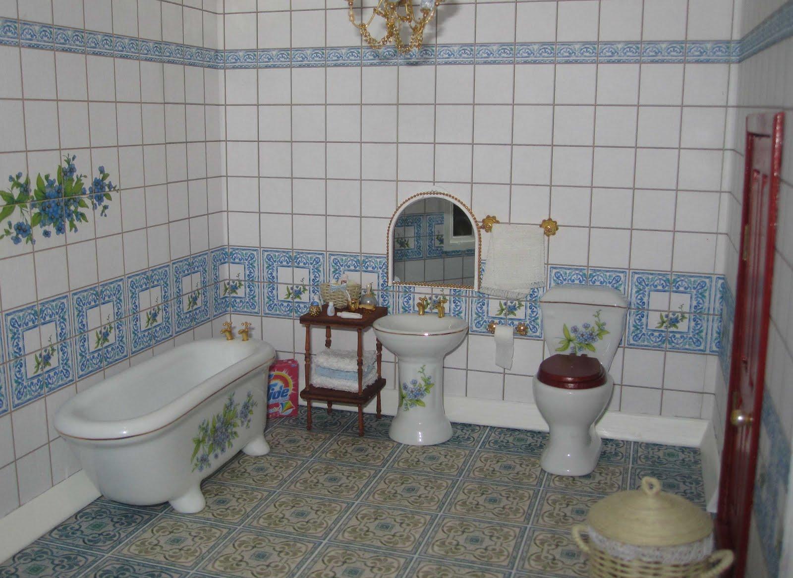 декор ванной своими руками фото