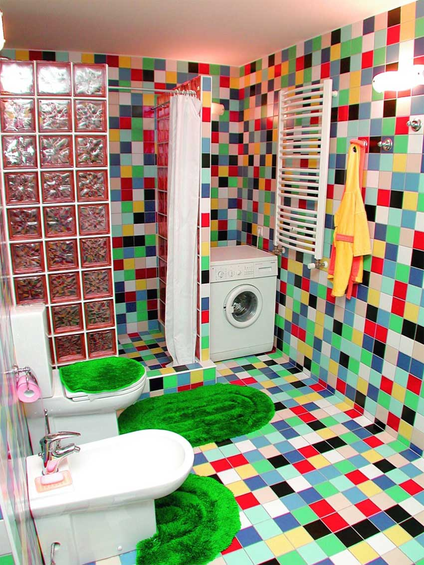 плитка в ванную комнату фото