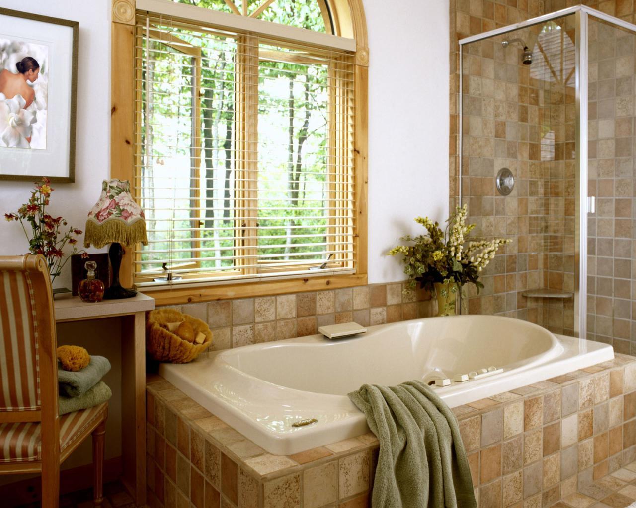 рисунок кафеля в ванной комнате