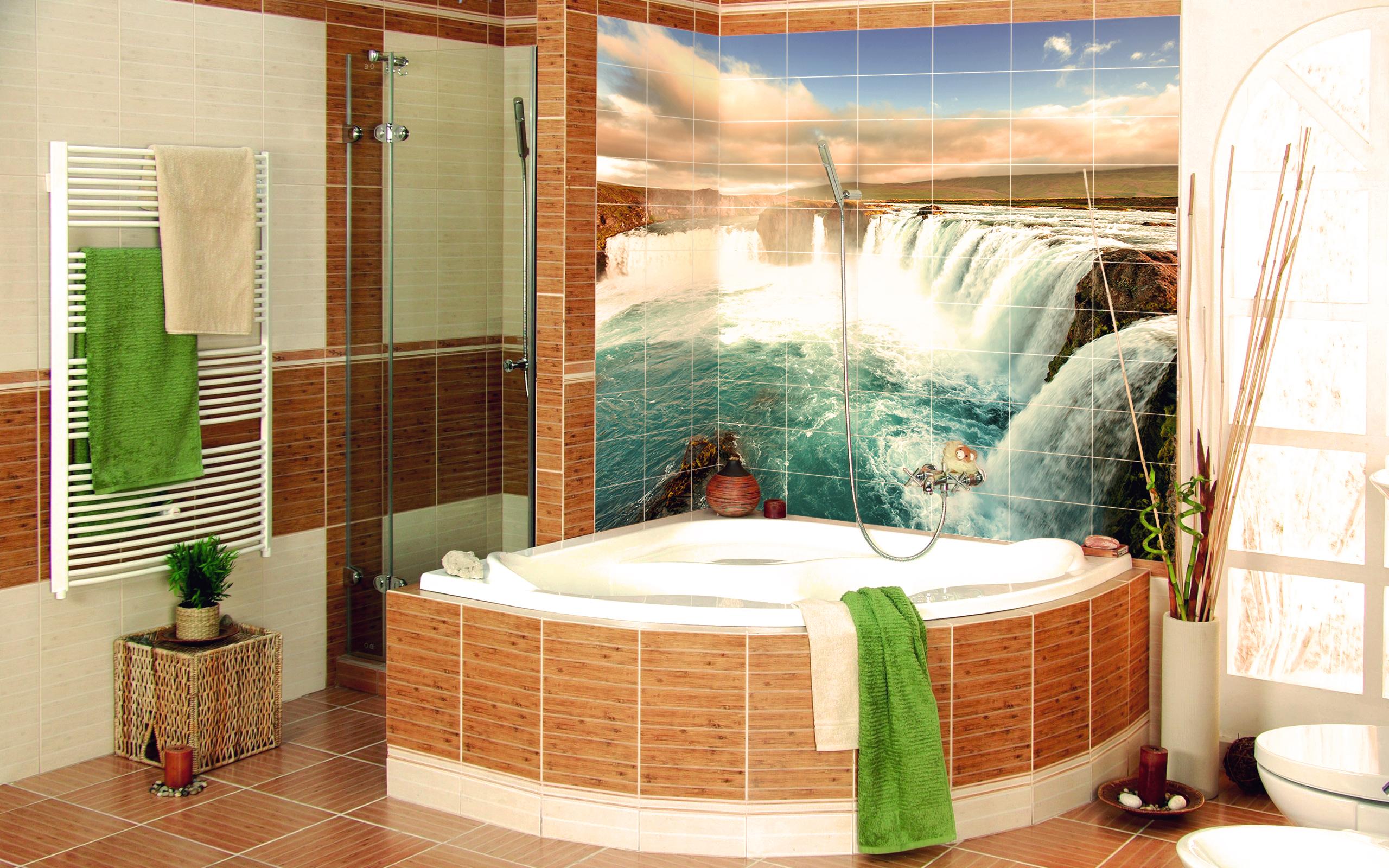 кафель для ванной