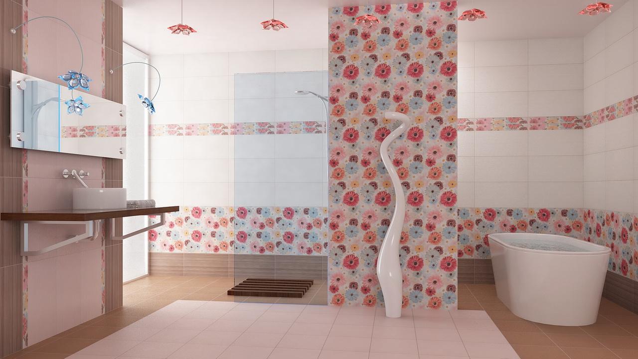 текстура плитки для ванной