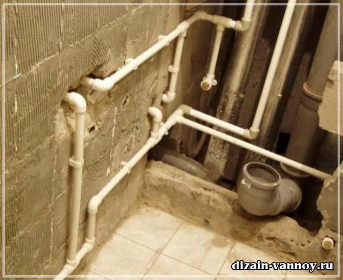 как отремонтировать ванную комнату