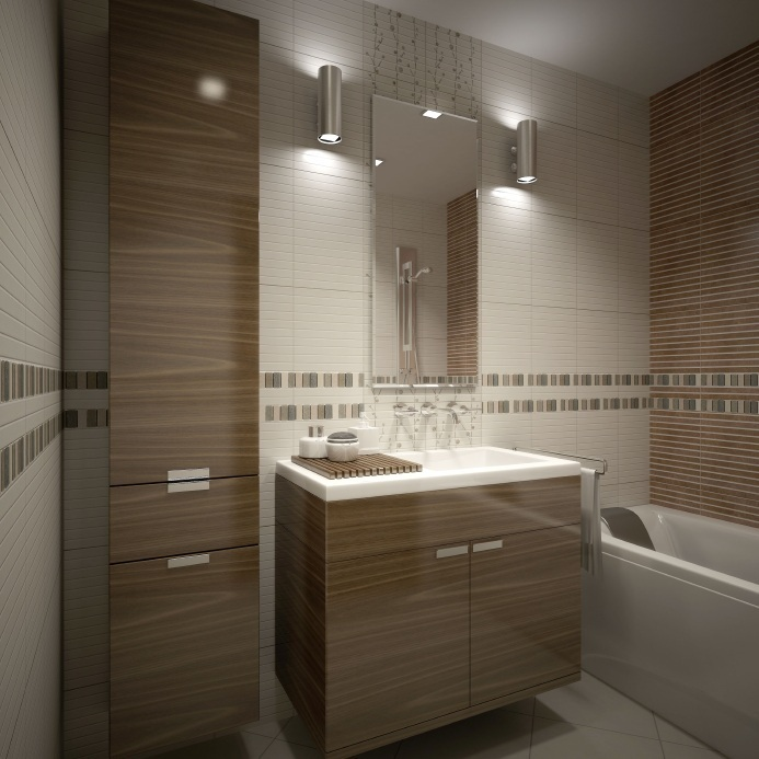 Мебель для ванной комнаты дизайн фото