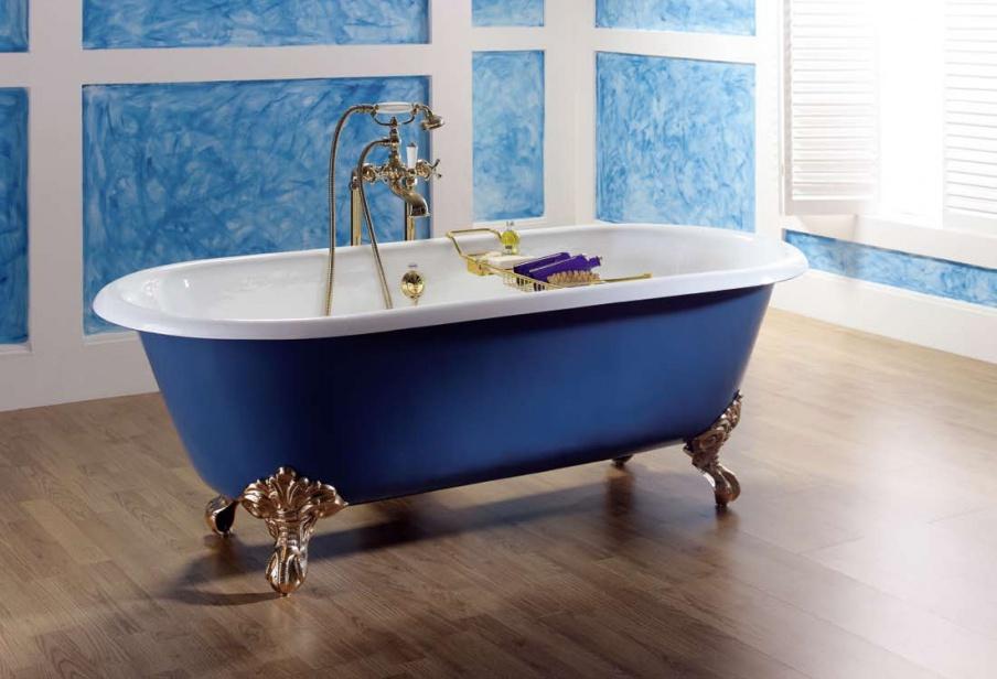 ванна в стиле прованс фото