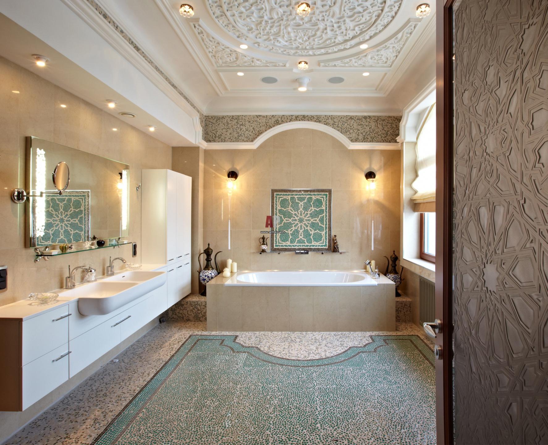плитка керамическая для ванной цветы