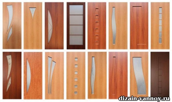 двери влагостойкие для ванной