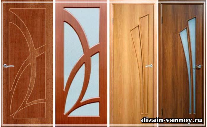 двери мдф для ванной