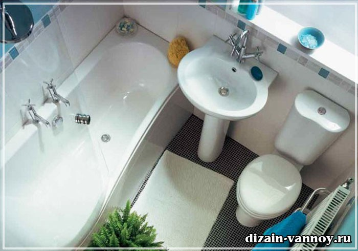 ремонт ванной комнаты в хрущевке
