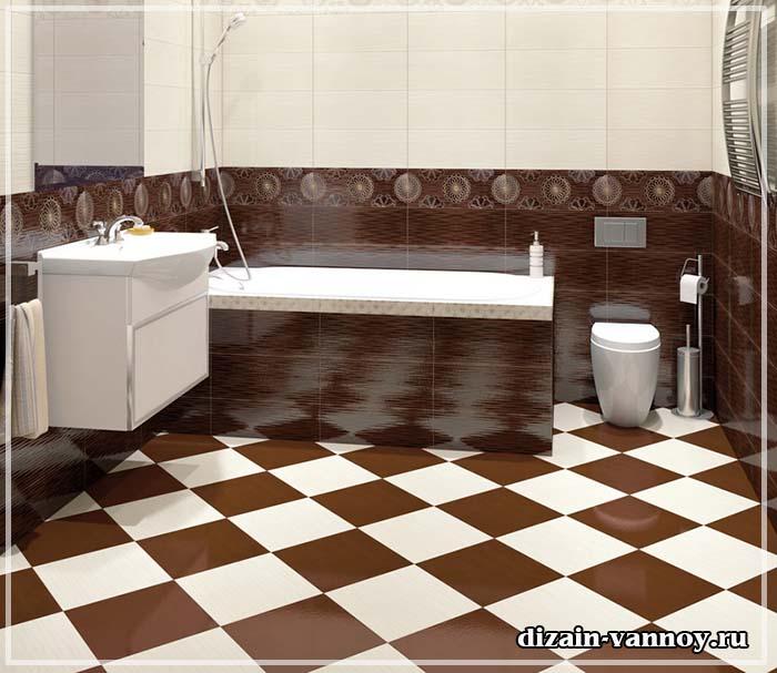 плитка напольная для ванной