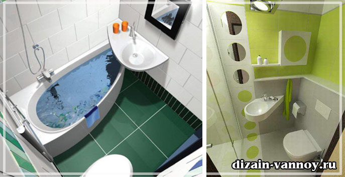 фото ванной комнаты в квартире