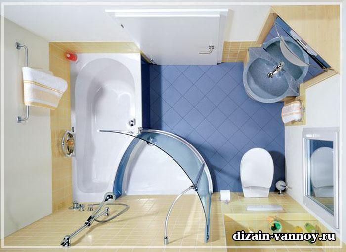ремонт квартир ванная фото
