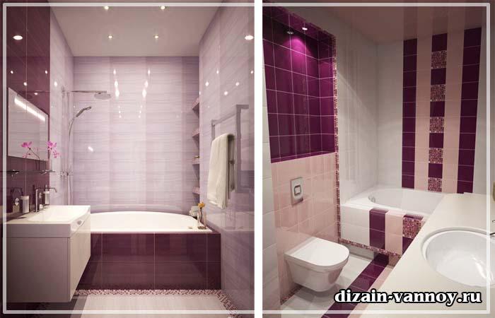 ванная комната в сталинке