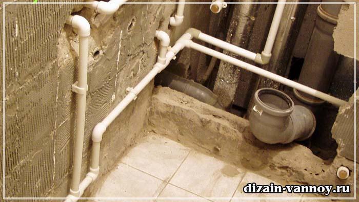 ванна своими руками фото