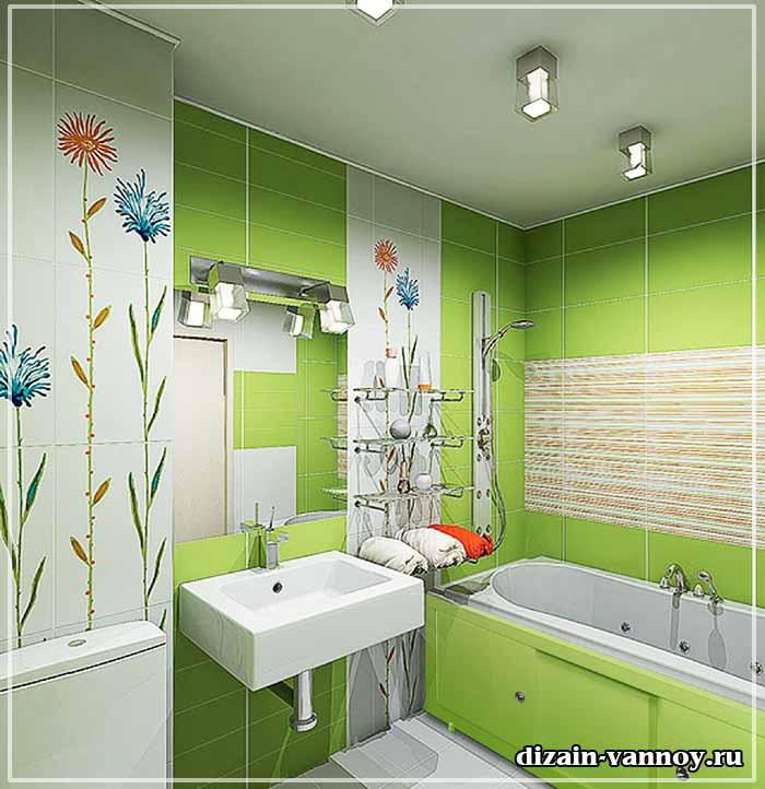 красивый ремонт ванной комнаты фото