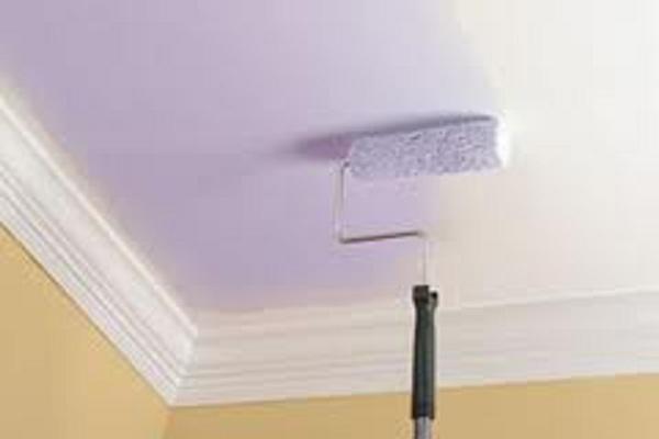 краска для потолка