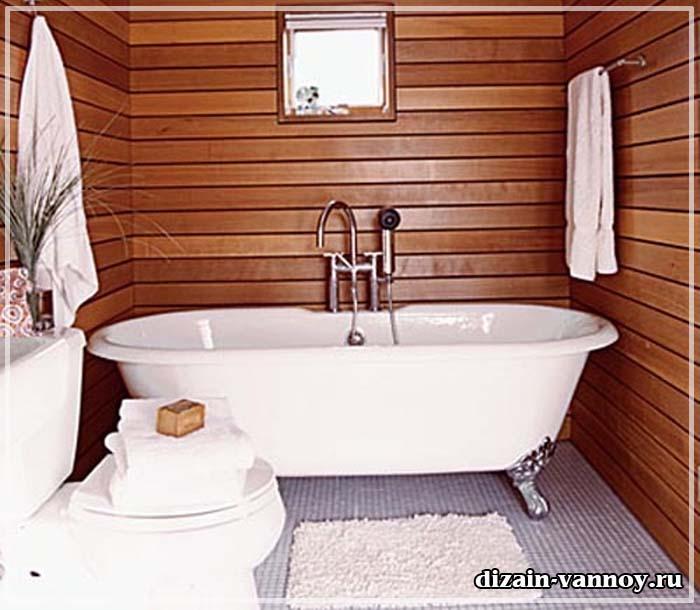 облицовка ванной