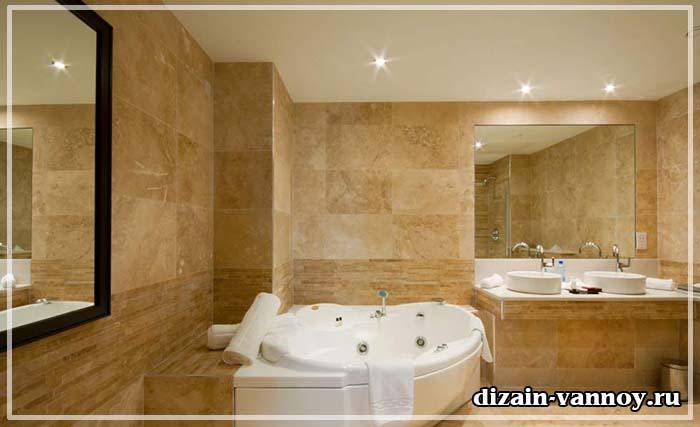 фото отделка ванной