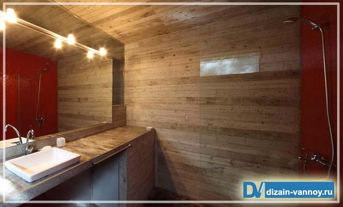 потолок в ванной в хрущевке