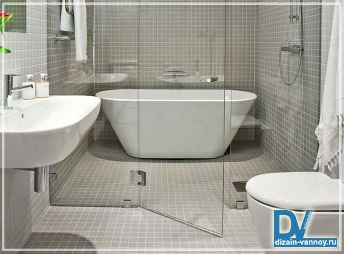 Стеллажи в ванную 114