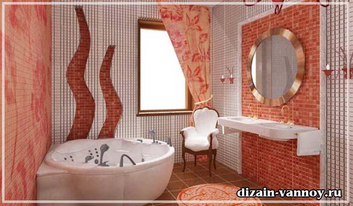 красивые ванны