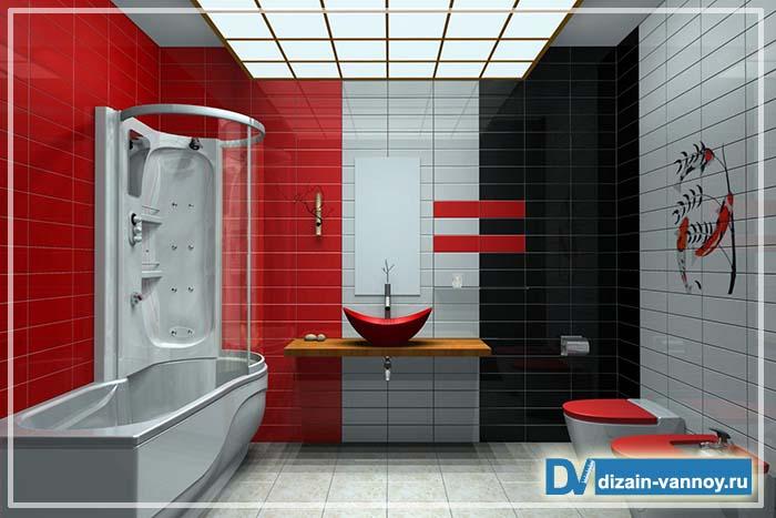 идеи ремонта для ванной комнаты