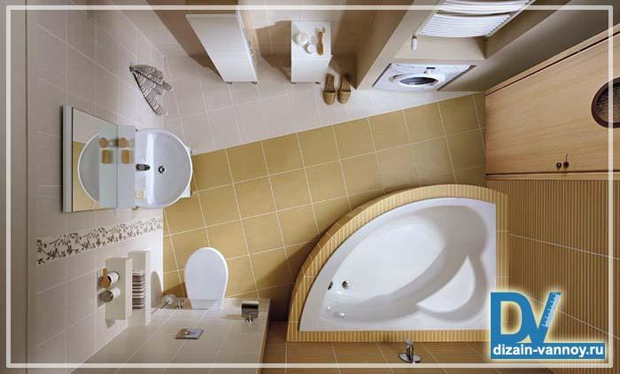 готовые решения для ванной комнаты