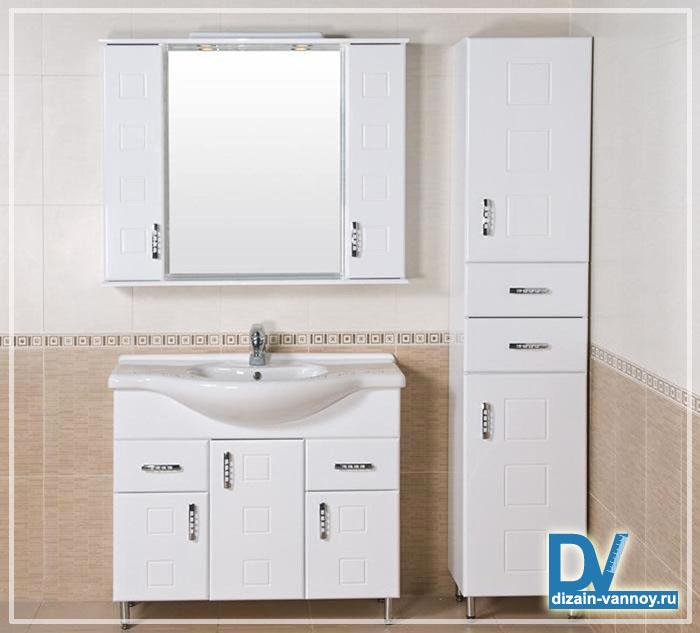 мебель для ванной комнаты эконом