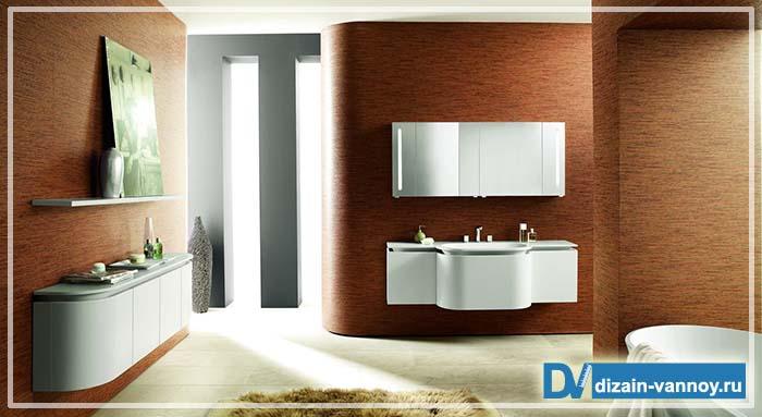 кованная мебель для ванной комнаты