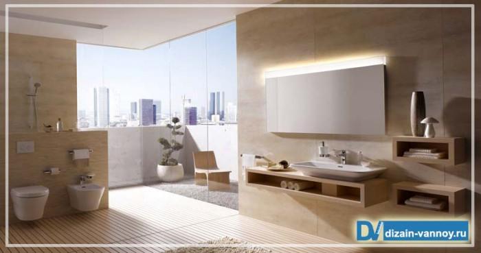 модные ванные комнаты фото