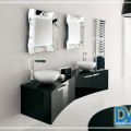 Пластиковая мебель для ванной комнаты