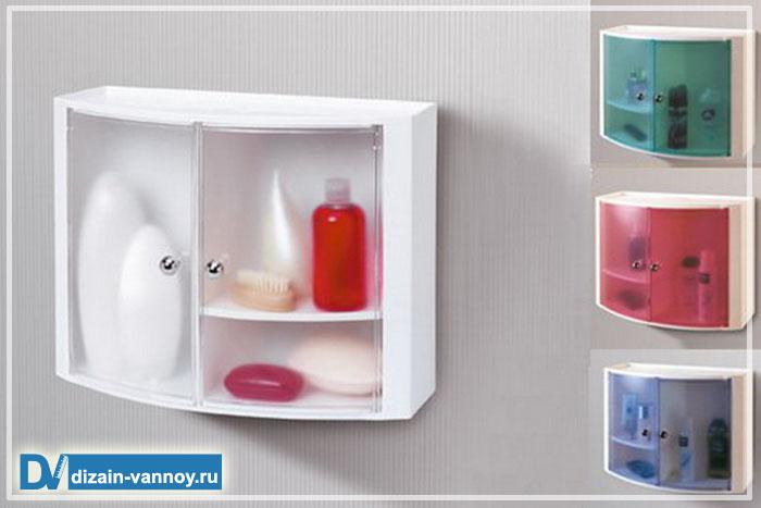 пластмассовые полочки для ванной комнаты