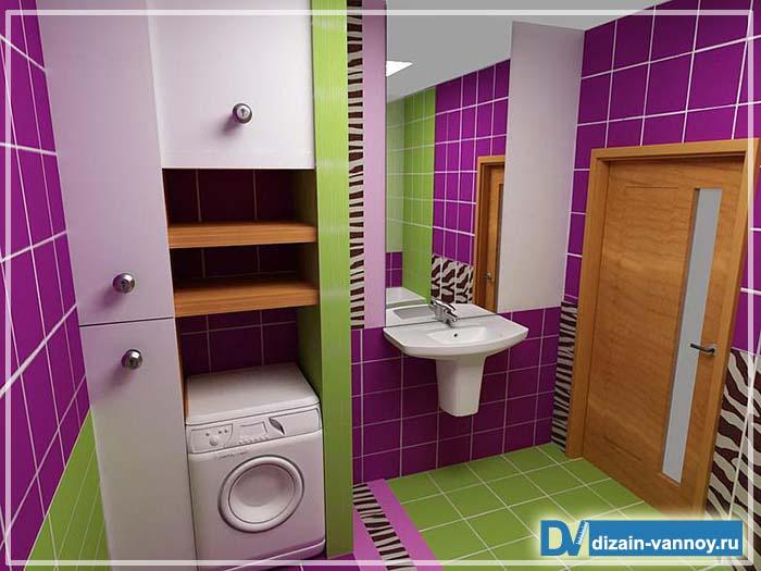 ванна совмещенная с туалетом фото