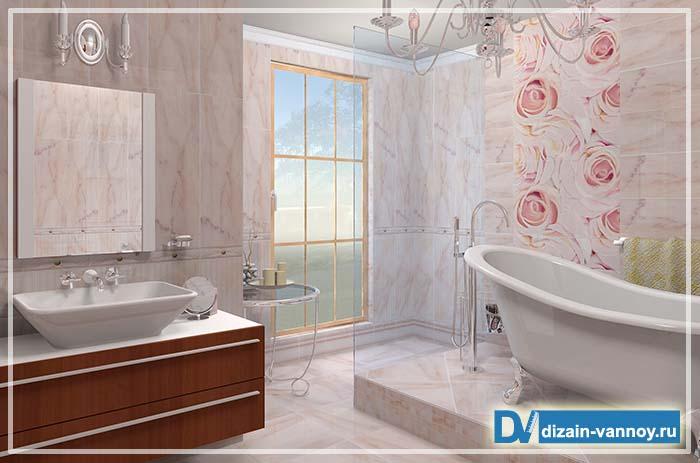 чем обшить стены в ванной