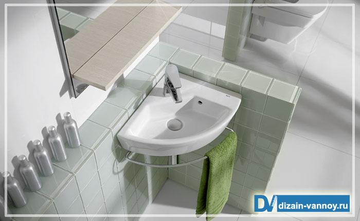 варианты ванной комнаты