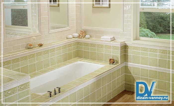 виды ванных комнат дизайн