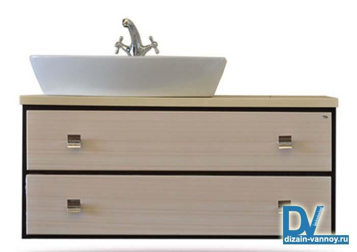 тумба подвесная для ванной