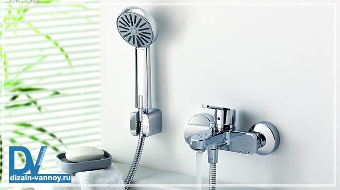 Как снять смеситель в ванной