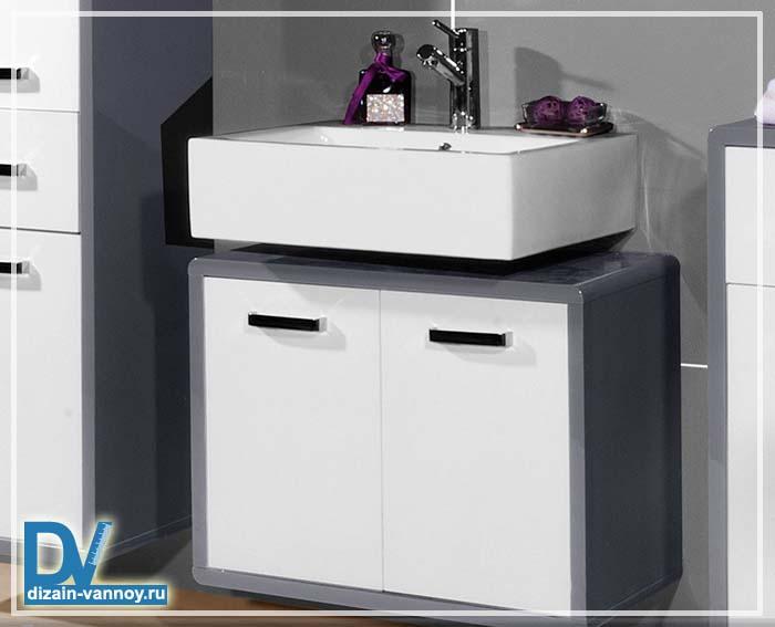 шкаф для раковины в ванной