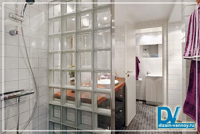 стекло для ванной комнаты