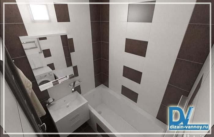 ванна в панельном доме фото