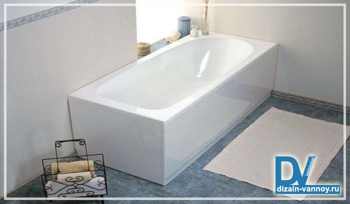 сколько стоит чугунная ванна