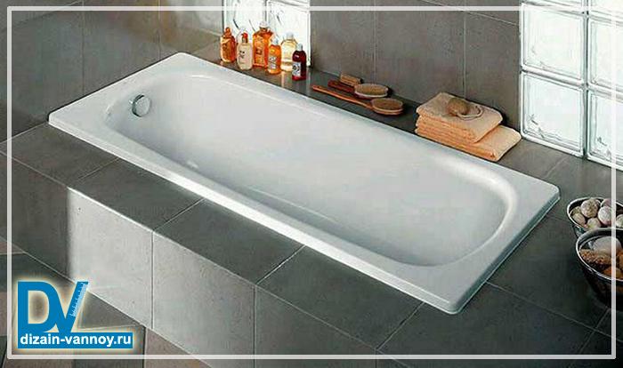 чугунная ванна какой производитель лучше