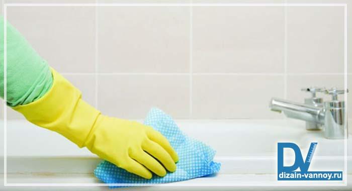 покраска ванной эмалью