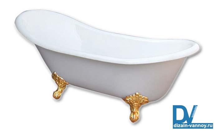 чугунная или акриловая ванна лучше