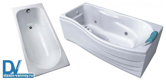как выбрать ванну отзывы