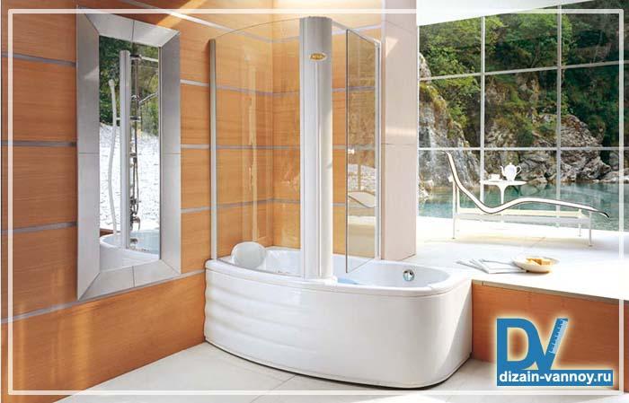 ванные кабины