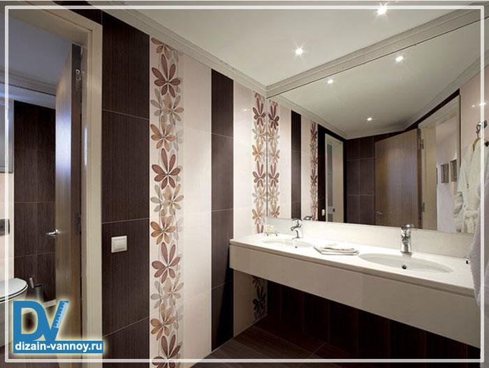 ванная комната панелями пвх фото
