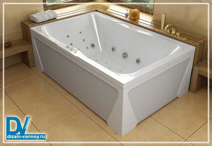 посоветуйте акриловую ванну